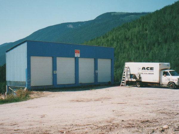 overhead Commercial Doors - Ace Overhead Doors