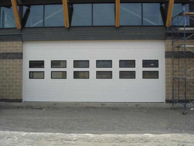 commercial overhead doors, Tab Water Treatment Plant - Ace Overhead Doors